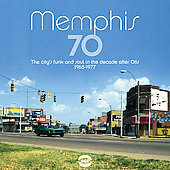 Various Artists: Memphis 70