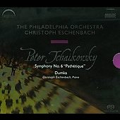 Tchaikovsky: Symphony no 6, etc / Christoph Eschenbach, Philadelphia Orchestra