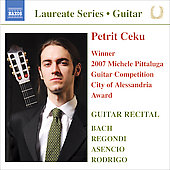 Laureate Series, Guitar - Petrit Ceku