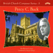 British Church Composers Vol 5 - Percy C. Buck / Bednall, et al