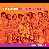 Earth, Wind & Fire: The Essential Earth, Wind & Fire [Columbia/Legacy] [Slipcase]