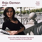 Haydn, Schubert, Chopin: Works for Piano / Anja German
