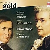 Mozart, Schumann: Piano Trios / Vienna Mozart Trio
