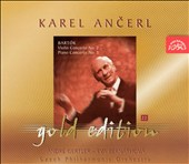Karel Ancerl Conducts Bart&#243;k