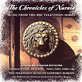 Philharmonia Orchestra/Geoffrey Burgon: The Chronicles of Narnia [Music from the BBC Television Series]