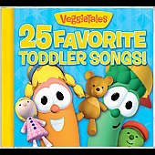 VeggieTales: 25 Favorite Toddler Songs!