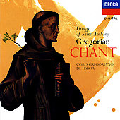 Gregorian Chant: Liturgy of Saint Anthony