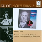 Idil Biret Archive Edition, Vol. 8: Ludwig van Beethoven