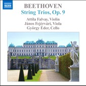 Beethoven: String Trios, Op. 9