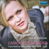 L'Amour et la Mort / Transcriptons for organ