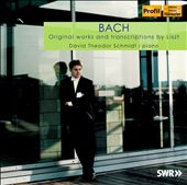 Bach: Orginal Works and Transcripsions by Liszt