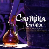Carmina Burana / Emmanuel Bonnardot - Ensemble Obsidienne