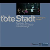 Korngold: Die tote Stadt / Vogt, Pavlovskaya, Nagy, Fassbender, Ryberg, et al.