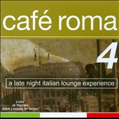 Various Artists: Cafe Roma, Vol. 4