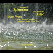 Spinacio, Dalza: Lute Music from Ottaviano Petrucci's Collections