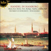 Handel in Hamburg / Peter Holman, Parley of Instruments
