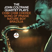 John Coltrane/John Coltrane Quartet: The John Coltrane Quartet Plays