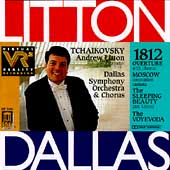Tchaikovsky Spectacular / Litton, Dallas Symphony Orchestra