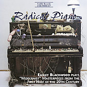 Radical Piano / Easley Blackwood