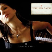 Exiles' Caf&eacute; - works by Bartok, Bowles, Sahl, Milhaud, Rachmaninov, Chopin, Fairouz / Lara Downes, piano