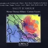 Salut D'Amour / Werner Thomas-Mifune, Carmen Piazzini
