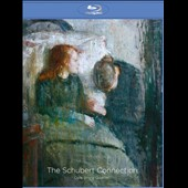 The Schubert Connection - Schubert: Quartet No. 14, D.810; Grieg: Quartet Op. 27 / Oslo String Quartet [2 Blu-Ray Audio + SACD]