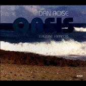 Claudine Francois/Dan Rose/Dan Rose (Engineer): Oasis [Digipak]