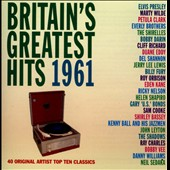 Various Artists: Britain's Greatest Hits 1961