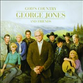 Various Artists: God's Country: George Jones and Friends