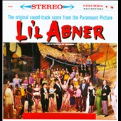 Nelson Riddle: Li'l Abner [Original Soundtrack Score]
