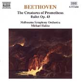 Beethoven: Creatures of Prometheus / Halász, Melbourne SO