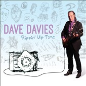 Dave Davies: Rippin' Up Time [Digipak] *
