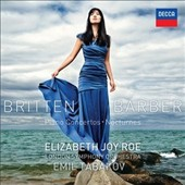 Britten and Barber: Piano Concertos, Nocturnes / Elizabeth joy Roe, piano; London SO, Tabakov
