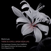 Martin Lutz (b.1974): There is a Spell Upon Your Lips: Stabat Mater; Salve Regina; Ave Maria / Copenhagen Chamber Choir, Toft