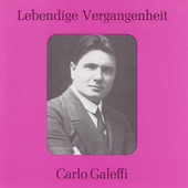 Carlo Galeffi - Opera Arias