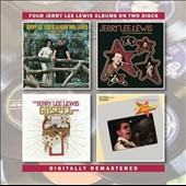 Jerry Lee Lewis: Together/Live at the International, Las Vegas/In Loving Memory *