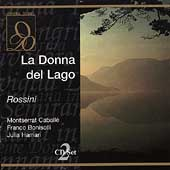 Rossini: La Donna del Lago / Bellugi, Caball&eacute;, Bonisolli