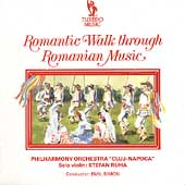 Romantic Walk through Romanian Music