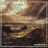 Ferdinand Ries: Cello Sonatas / Guido Larisch, Robert Hill