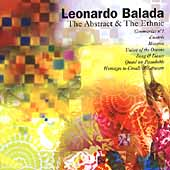 Balada: The Abstract and the Ethnic - Orchestral Music
