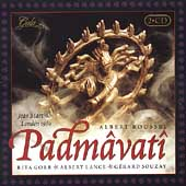 Roussel: Padmavati / Martinon, Gorr, Lance, Souzay