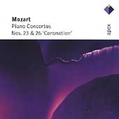 Mozart: Piano Concertos no 23, 26 /Gulda, Harnoncourt, et al