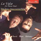 Ravel, Bizet, Debussy: Piano Duets /Moore, Crawford-Phillips