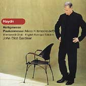 Haydn: Heiligmesse, etc / Gardiner, Monteverdi Choir, et al