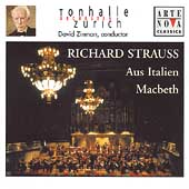 R. Strauss: Aus Italien, Macbeth / David Zinman, et al