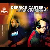 Derrick Carter (Chicago House): Live at OM [Digipak]