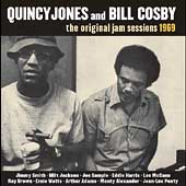 Quincy Jones/Bill Cosby: Original Jam Sessions 1969