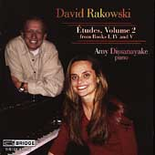 Rakowski: Etudes Vol 2  / Dissanayake