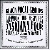 Paramount Jubilee Singers: Complete Recorded Works, Vol. 2 (1923-1928)