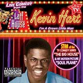 Kevin Hart (Comedy): I'm a Grown Little Man [PA]